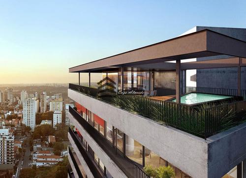 Apartamento Para Venda Em São Paulo, Vila Madalena, 3 Dormitórios, 3 Suítes, 2 Vagas - 0332_1-1290679
