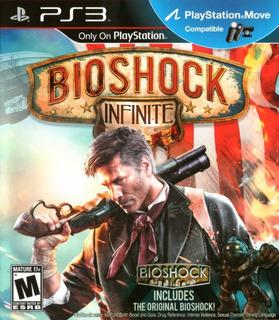 Bioshock Infinite Ps3 Original Entrega Inmediata