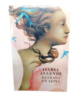 Isabel Allende La Nacion Nº 04 Retrato En Sepia