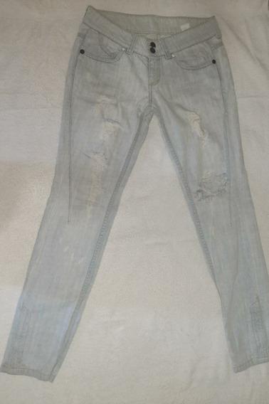 Jeans Rasgados De Mujer Tumblr Mercadolibre Com Ar