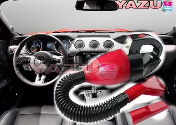 Aspiradora De Auto Portable Ultra Potente + Accesorios