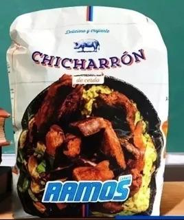 1 Kg De Chicharrón De Cerdo De Carnicería Ramos