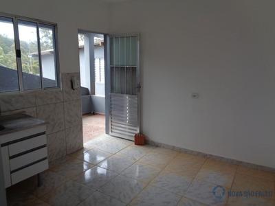 Casa Térrea Para Locação No Bairro Eldorado Em Diadema - Cod: Di5460 - Di5460