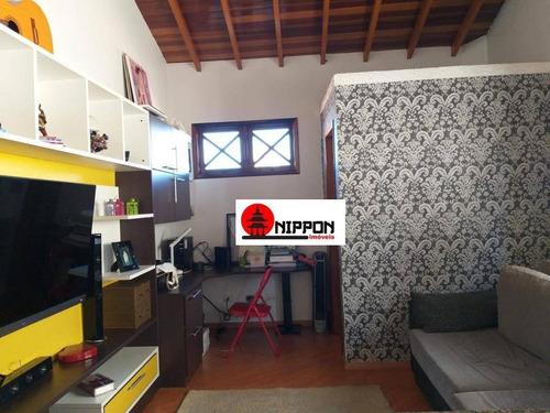 Casa Com 3 Dormitórios À Venda, 140 M² Por R$ 690.000,00 - Jardim Bebedouro - Guarulhos/sp - Ca0345