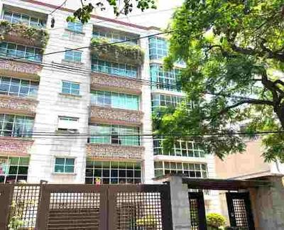 Departamento Amueblado Renta Lomas De Chapultepec Miguel Hgo