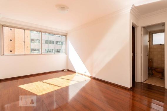 Apartamento Para Aluguel - Moema, 1 Quarto, 53 - 893074703