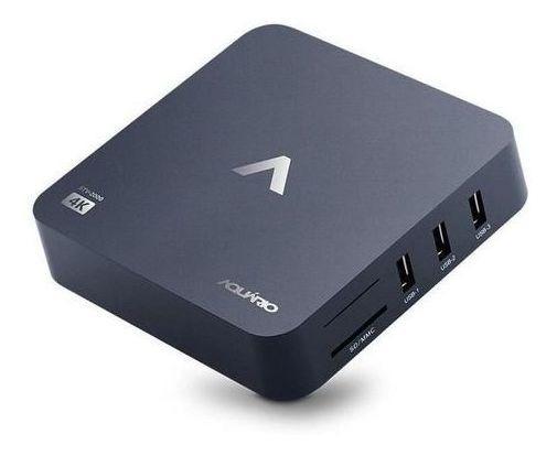 Smart Tv Box Android Aquario