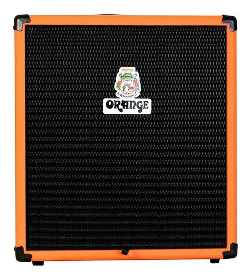Amplificador Orange Crush PiX Series CR50BXT 50W transistor naranja 110V/220V