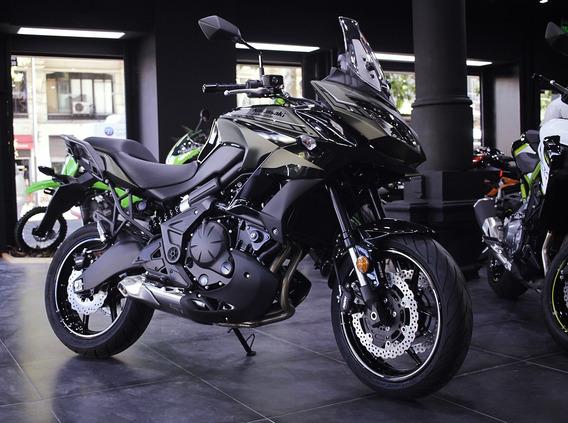 Kawasaki Versys 650 Abs 2020 Lanzamiento Lidermoto