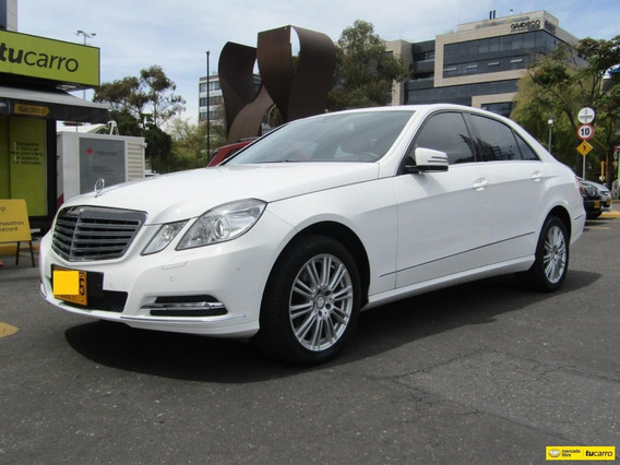 Mercedes-benz Clase E 350 Elegance At 3500