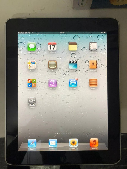 Apple iPad 16gb 3g Wi Fi A1337