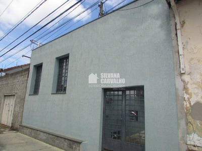 Casa Comercial À Venda No Centro Em Itu - Ca7351