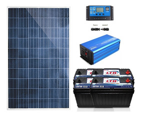 Panel Solar Para Refrigerador Normal (sin Luz)