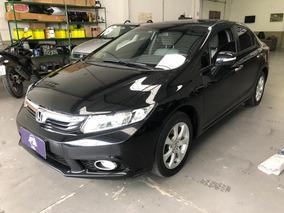 Honda Civic 1.8 Exs Flex Aut Teto Solar Fs Caminhoes