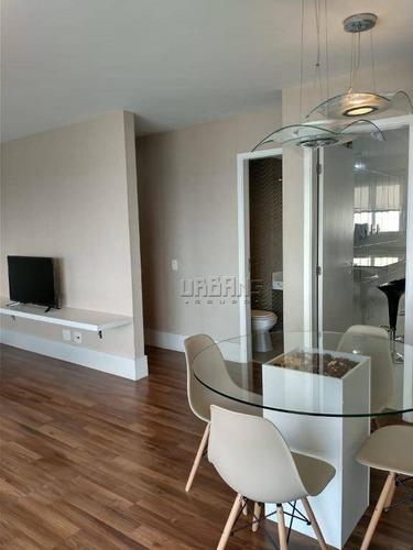 Imagem 1 de 16 de Apartamento À Venda, 114 M² Por R$ 780.000,00 - Centro - Santo André/sp - Ap1457