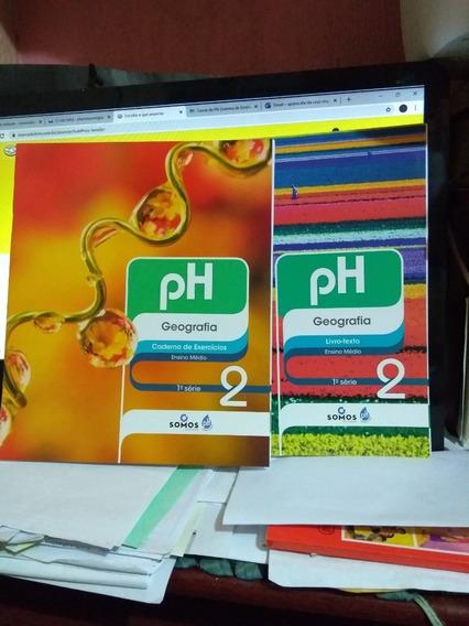 Ph Somos Geografia 1 E 2 Completo Ensino Médio