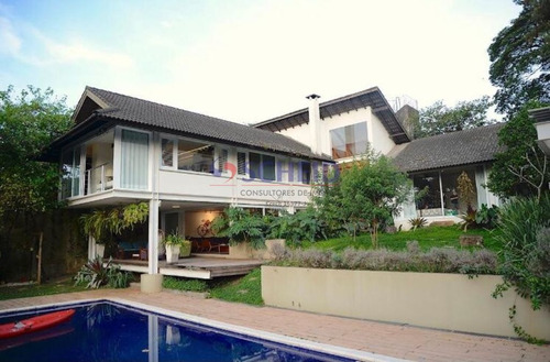 Casa Impecável ! Alto Da Boa Vista. - Mr75593
