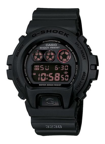 Relógio Casio G-shock Masculino Dw-6900ms-1dr Com Nf