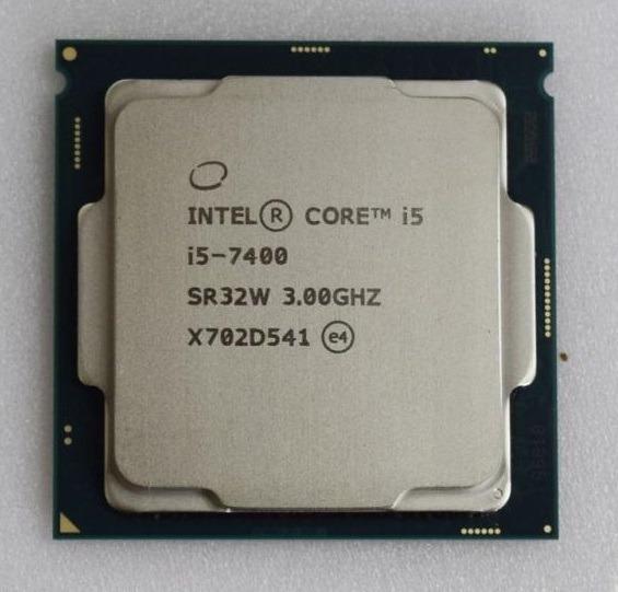 Processador Intel Core I5 7400 3ghz Sétima Geração Oem