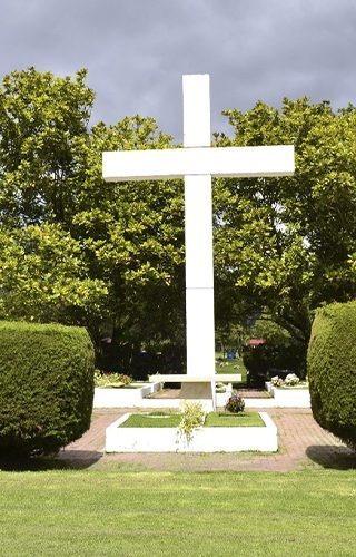 Imagen 1 de 5 de Vendo Lote Doble En El Parque Cementerio Jardines De Paz