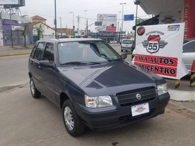 Fiat Uno Pack Aire 5 Puertas Fire 1.3 2005 Credito Cuotas