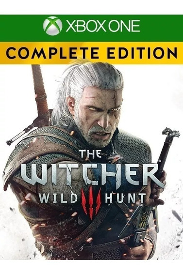 The Witcher 3 Complete Edition Código De 25 Dígitos