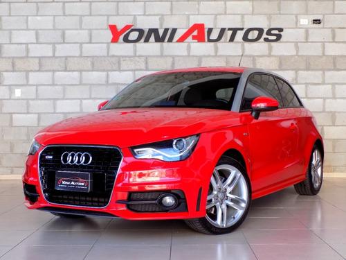 Imagen 1 de 15 de Audi A1 S-line 185cv S-tronic -u-n-i-c-o- Km Real - Permuto-