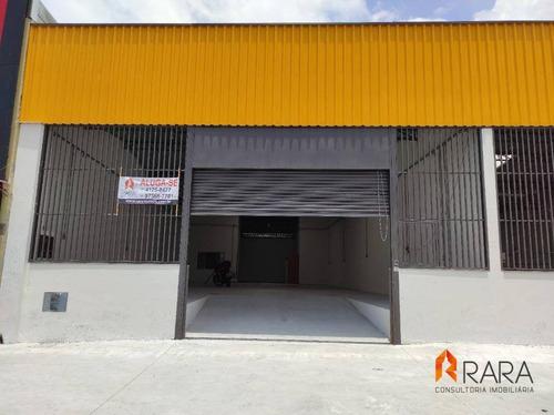 Loja Para Alugar, 250 M² Por R$ 8.000,00/mês - Centro - São Bernardo Do Campo/sp - Lo0037