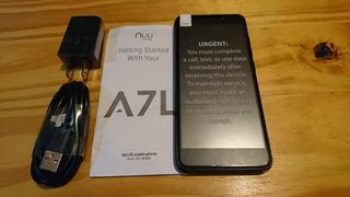 Nuu Mobile A7l Liberado