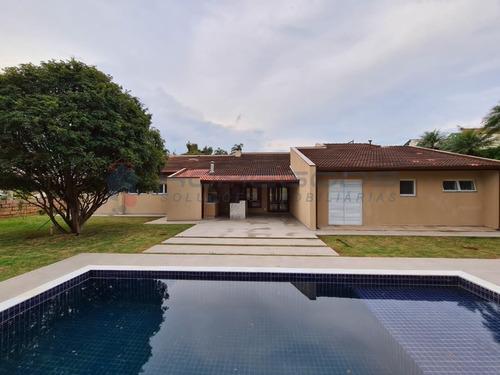 Imagem 1 de 30 de Casa Térrea Para Locação Gramado Campinas - Ca01144 - 69375474
