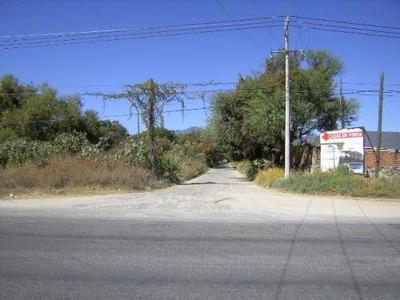 Excelente Terreno En Chapala