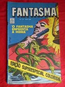 Fantasma - Nº 155 - Ed.superespecial - (1969) - Frete: 8,00