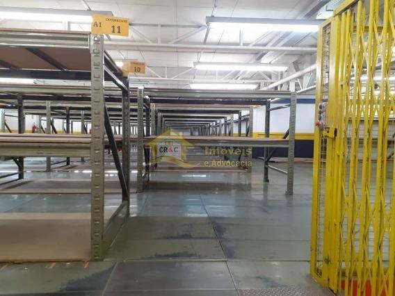 Área Industrial No Bairro Vila Ré, 2426 M - 1421cr