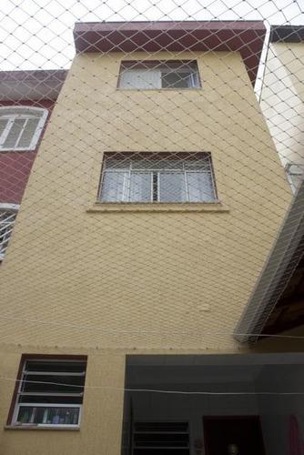 Imagem 1 de 28 de Sobrado, 2 Dormitórios. 2 Vagas - Baeta Neves, São Bernardo Do Campo/sp - 49938