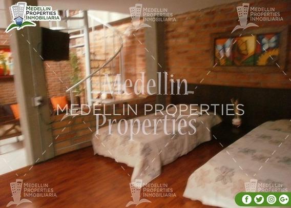 Apartamentos Amoblados Economicos En El Sur Cód: 4858