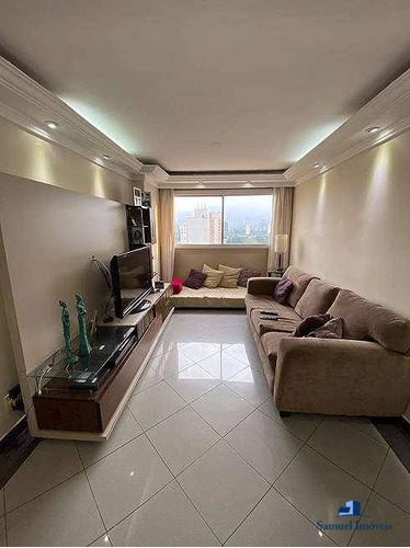 Imagem 1 de 20 de Apartamento À Venda, 75 M² Por R$ 735.000,00 - Vila Olímpia - São Paulo/sp - Ap3769