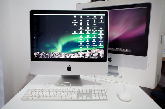 iMac (8.1) Com Defeito Na Placa De Video