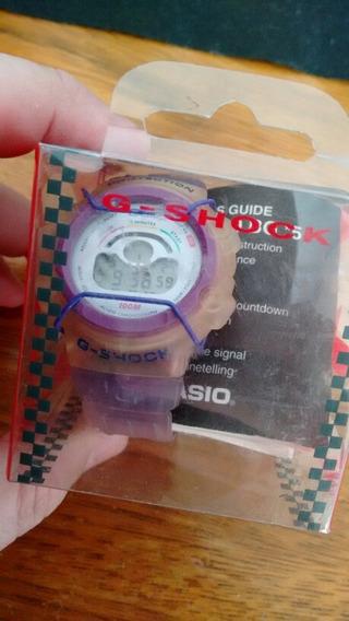 Raro Casio Baby G Primeira Geraçao Na Embalagem.