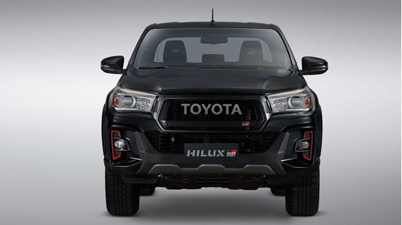 Toyota Hilux 4x4 D/c Gr-s V6 Vvti 6 A/t J (r)