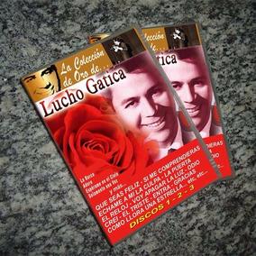 Colección De Cds De Lucho Gatica En 5 Volumes