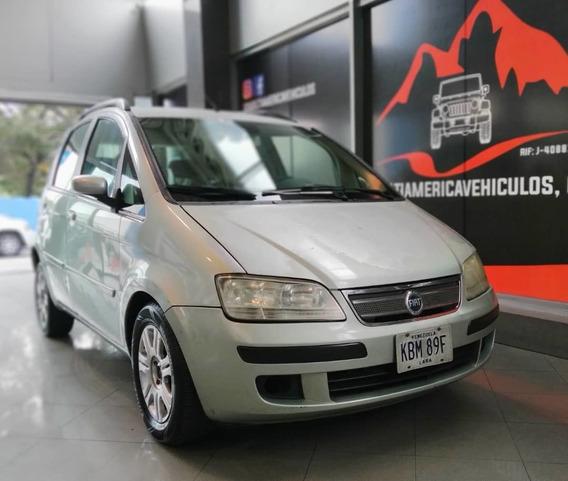 Fiat Idea Elx 1.8