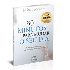 Livro 30 Minutos Para Mudar O Seu Dia - Canção Nova