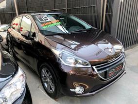 Peugeot 208 1.6 16v Griffe Flex Aut. Completo 2014