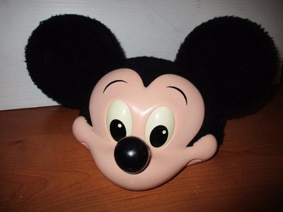 Gorra De Mickey Mouse