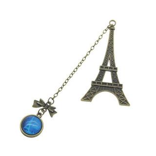 Eiffel Torre Separador Libros Metal Regalo Diseño Moda