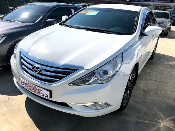 Hyundai Sonata Y20 Blanco 2014