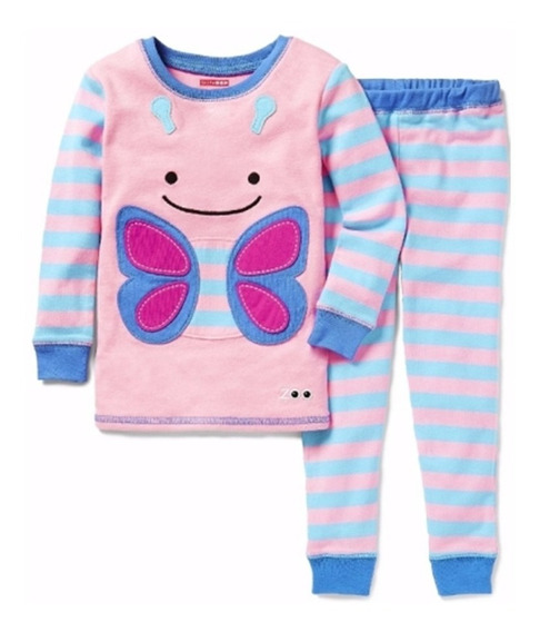 Pijama Borboleta Skip Hop - Novo E Original