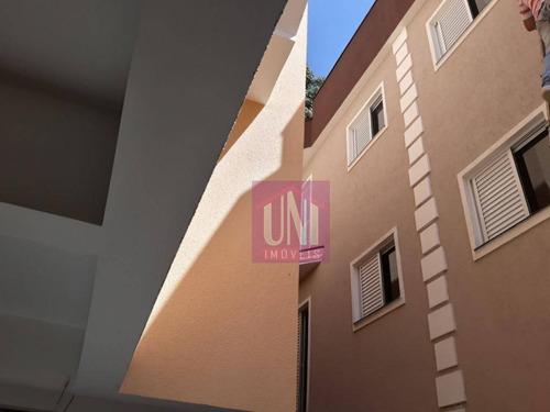 Cobertura Com 2 Dormitórios À Venda, 100 M² Por R$ 385.000,00 - Parque Das Nações - Santo André/sp - Co0818