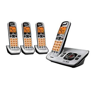 Uniden D1680-4 Teléfono Inalámbrico / Sistema De Contestador