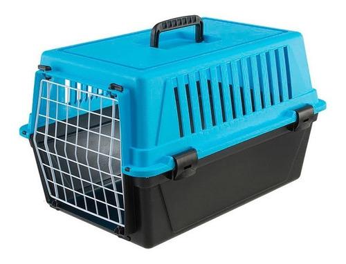 Guacal Pequeño Para Gatos O Perros Azul
